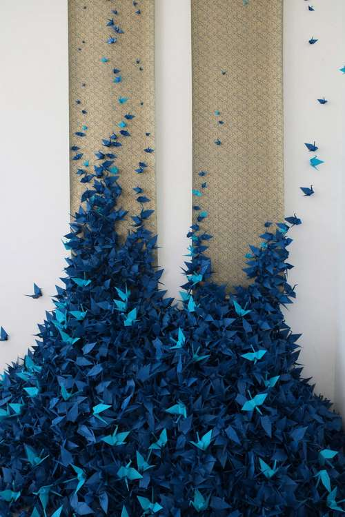 Sablier Bleu