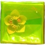 CubeJauneFleur jaune